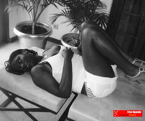 Uganda Beautiful woman