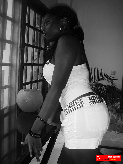 Uganda Beautiful woman