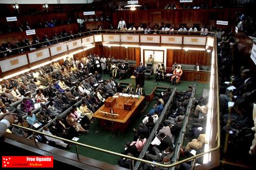 Uganda Parliament