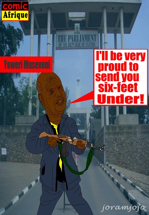 Uganda Tyrant