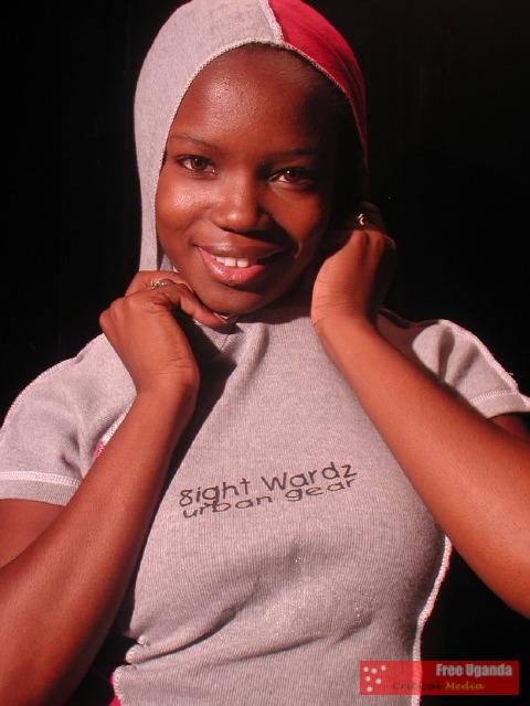 Beautiful girls in uganda