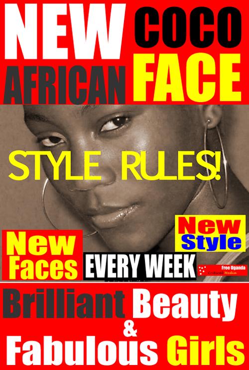 Uganda face