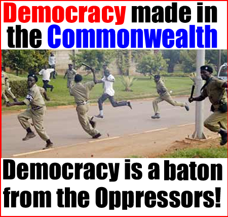 Resisting CHOGM- Common-Wealth Colonial Germs