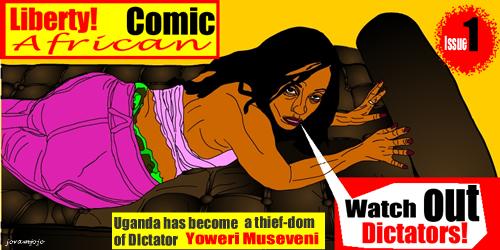 African Modern Art: African Comic Art