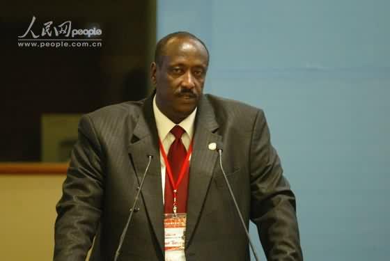 Salim Saleh the Somali Step brother Of Museveni