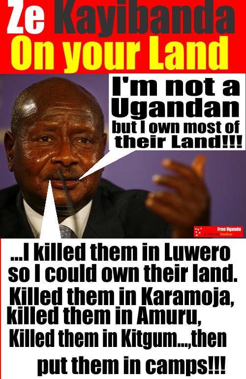 Yoseri Tibuhaburwa Buzariranwa a.k.a Yoweri Museveni