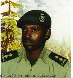 Abdul Ruzibiza
