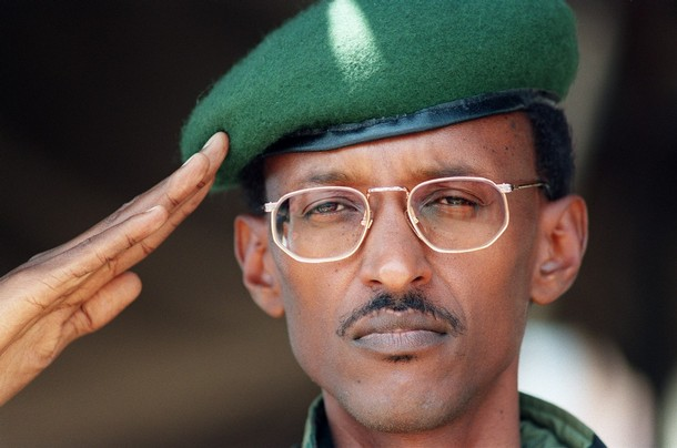 He killed both Tutsi and Hutu in Hundreds of Thousands