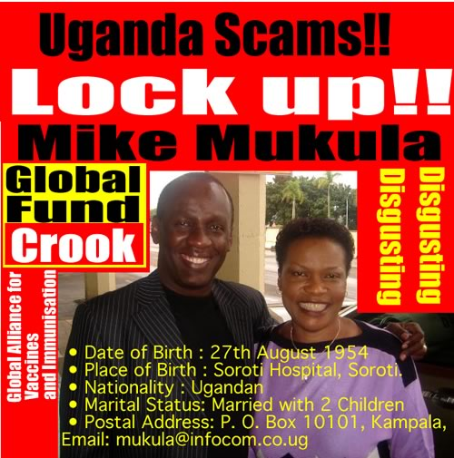 The Face of Corruption in Uganda