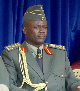 General Fred Ibingira