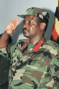 War Criminal James Kazini