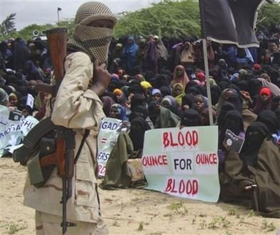 Somalia Demonstration