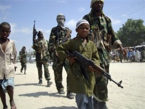 Somalia Child Soldiers