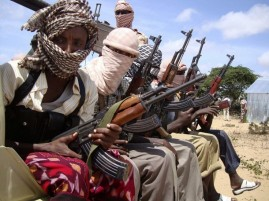 Gunmen from Hizbul Islam head for Somalia's southern port of Kismayu