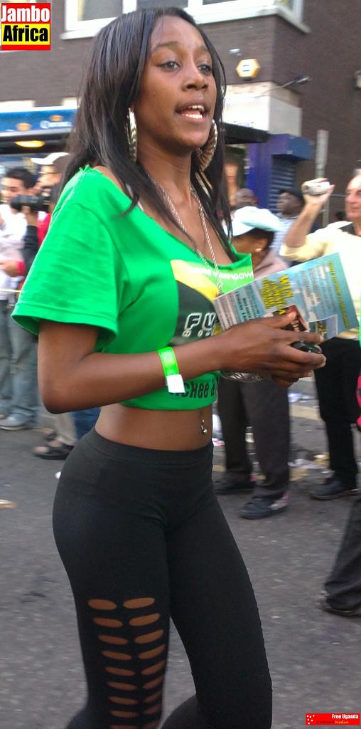 London Notting Hill carnival 2010