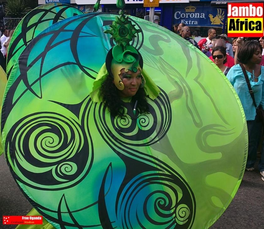 Notting Hill carnival 2010