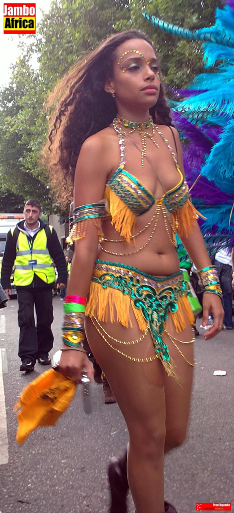 London Notting Hill carnival 2010