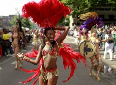 Britain Notting Hill Carnival