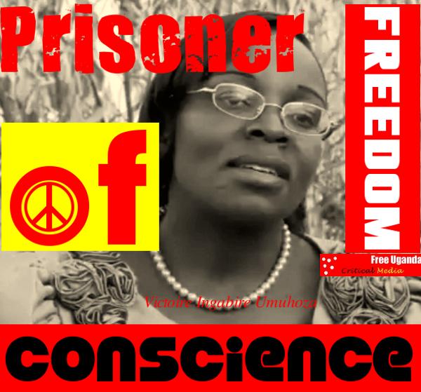 Victoire Ingabire Umuhoza President of FDU- Inkingi