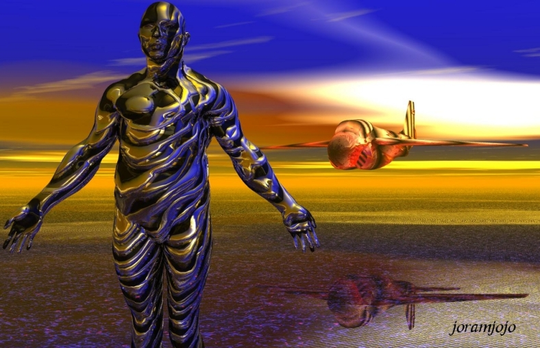 Uganda 3D Art