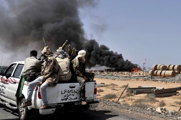 ليبيا الحرة