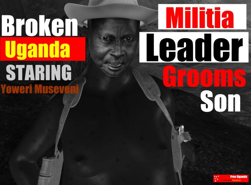 Yoweri Museveni photo