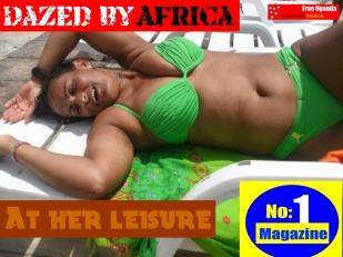 Ugandan beauty