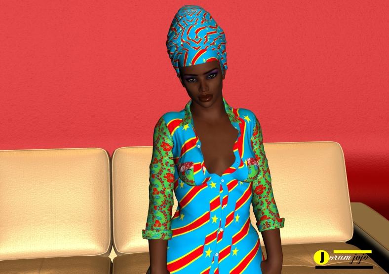 République démocratique du Congo belles femmes