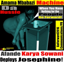 Josephine Mayanja-Nkangi