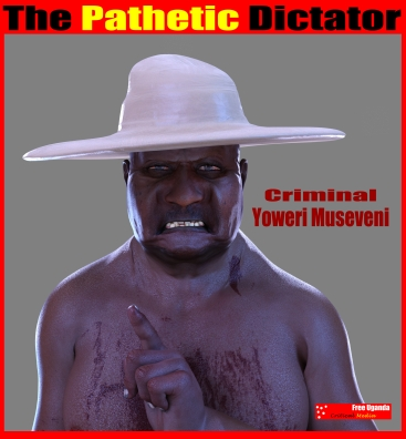 heavy weight Tyrant of Uganda