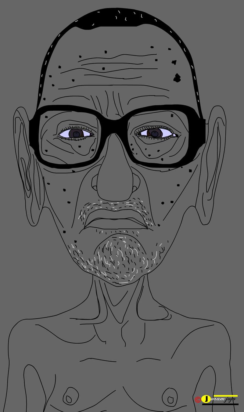 Paul Kagame Sketch Show