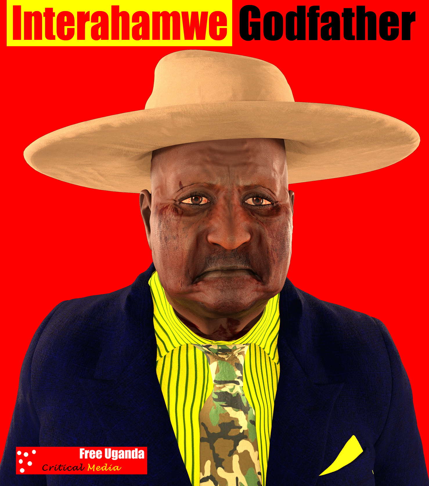 Yoweri Museveni Remains the Destabilising factor in DR Congo