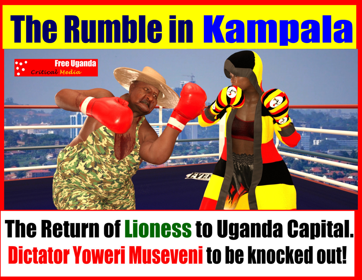 The Rumble in Kampala