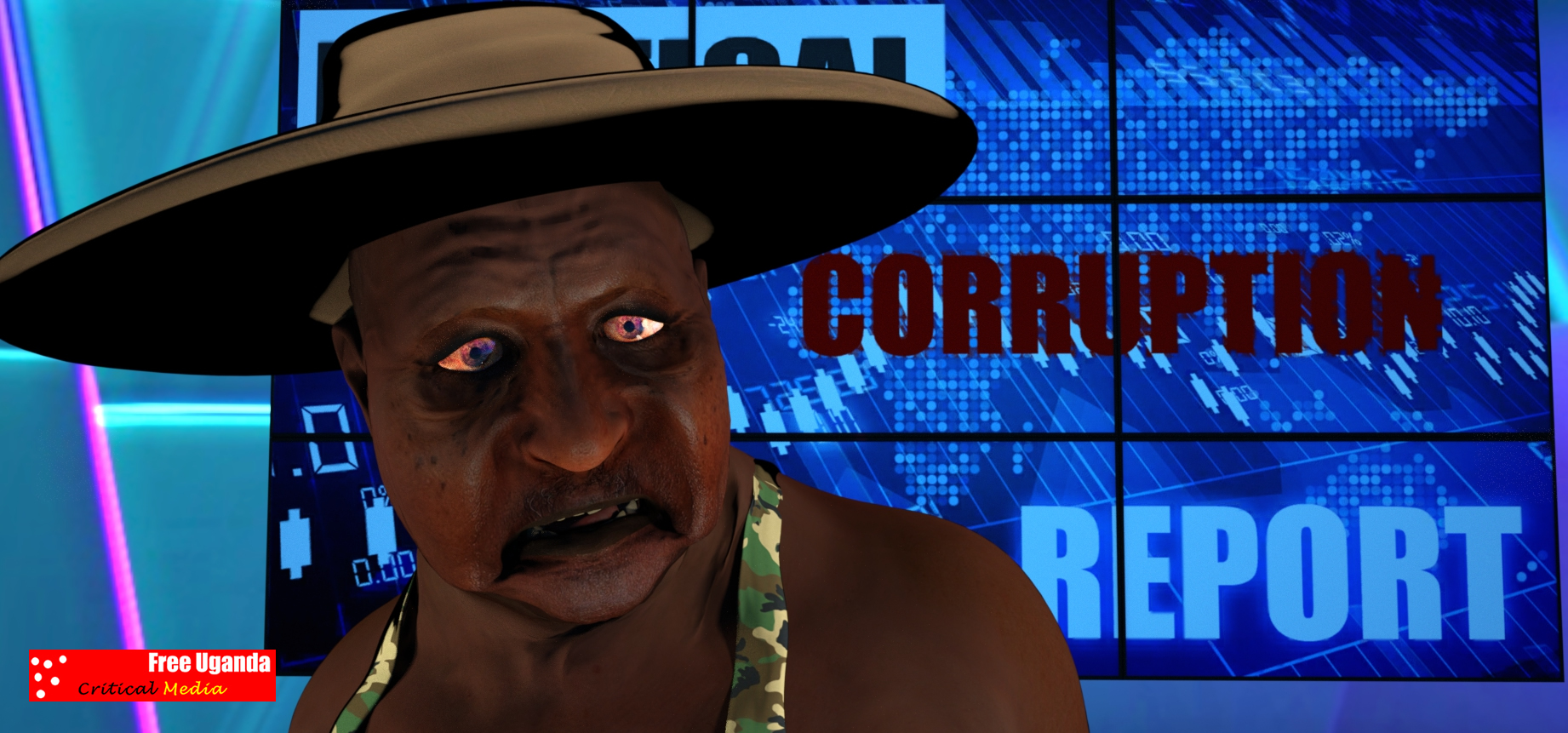Uganda Political Corruption Report, Part 1