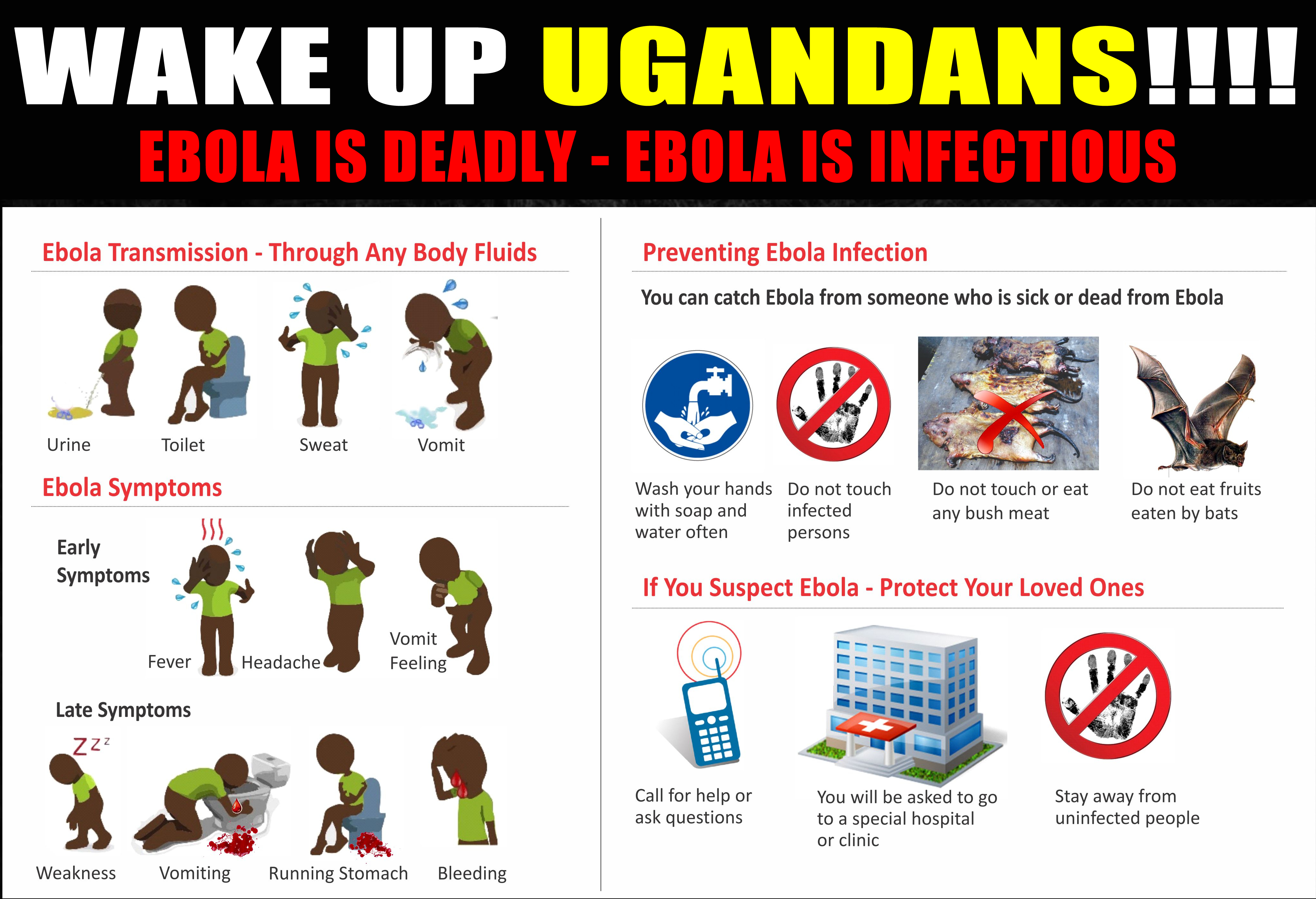 The Ebola Virus is already Killing in Uganda