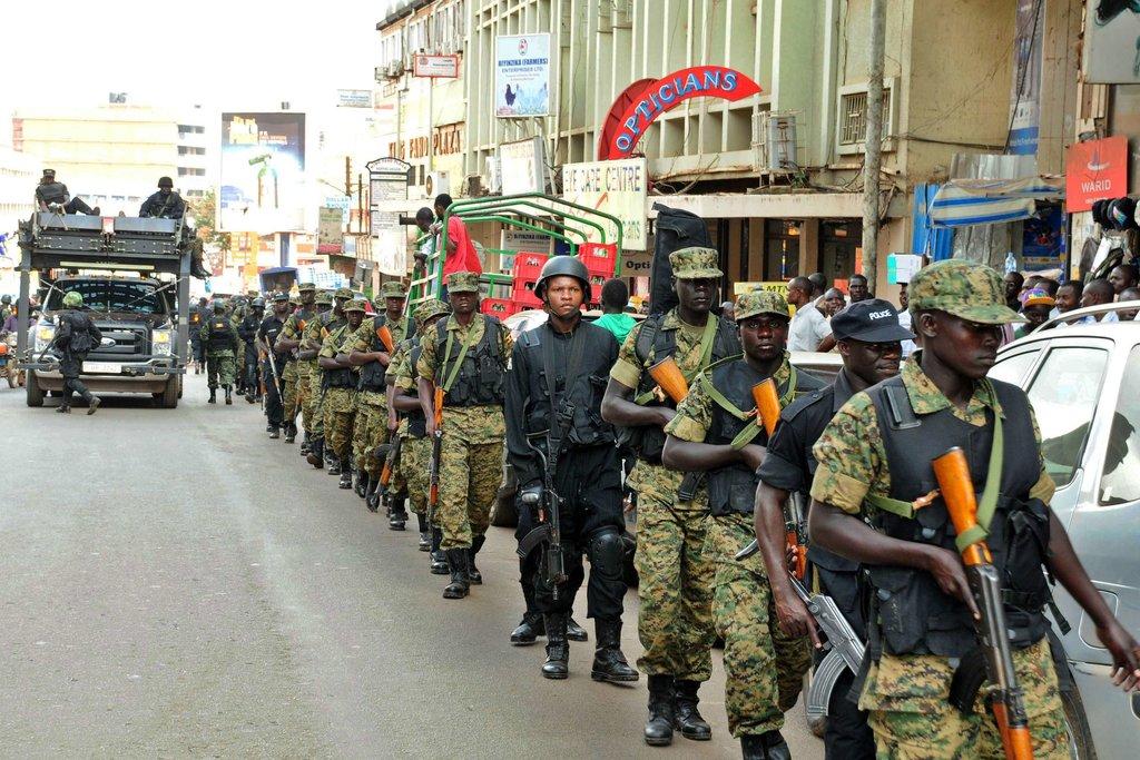 Yoweri Museveni turns Uganda into a River of Blood