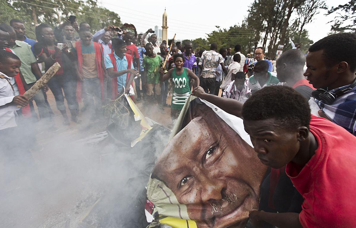 Uganda Makerere University Under Siege