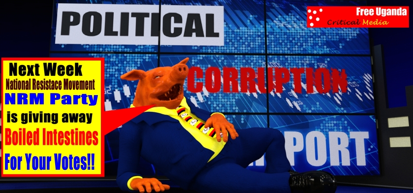 corruption in Uganda
