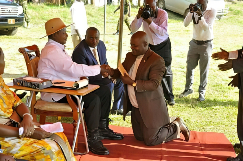 Capitalism in uganda